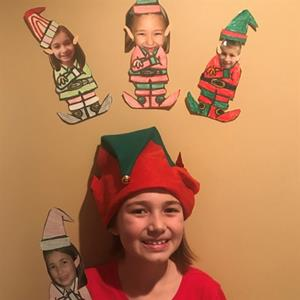 Elves for hire at St. Jude School, a tradition continues