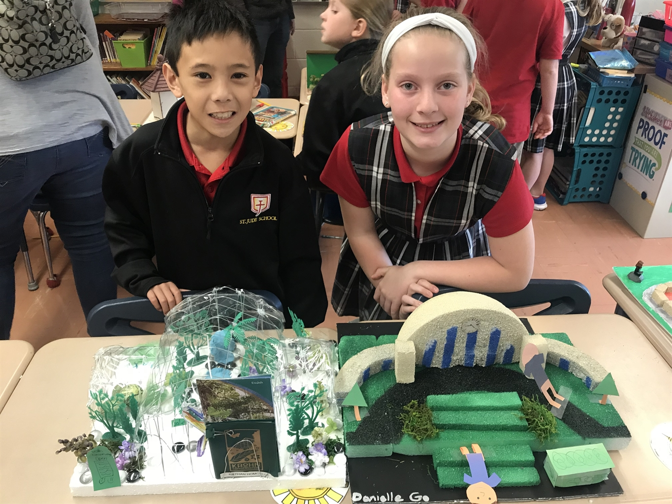 3rd grade community project 6