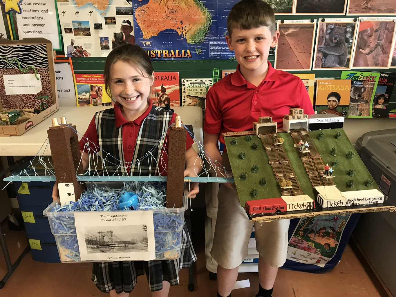3rd grade community project 2